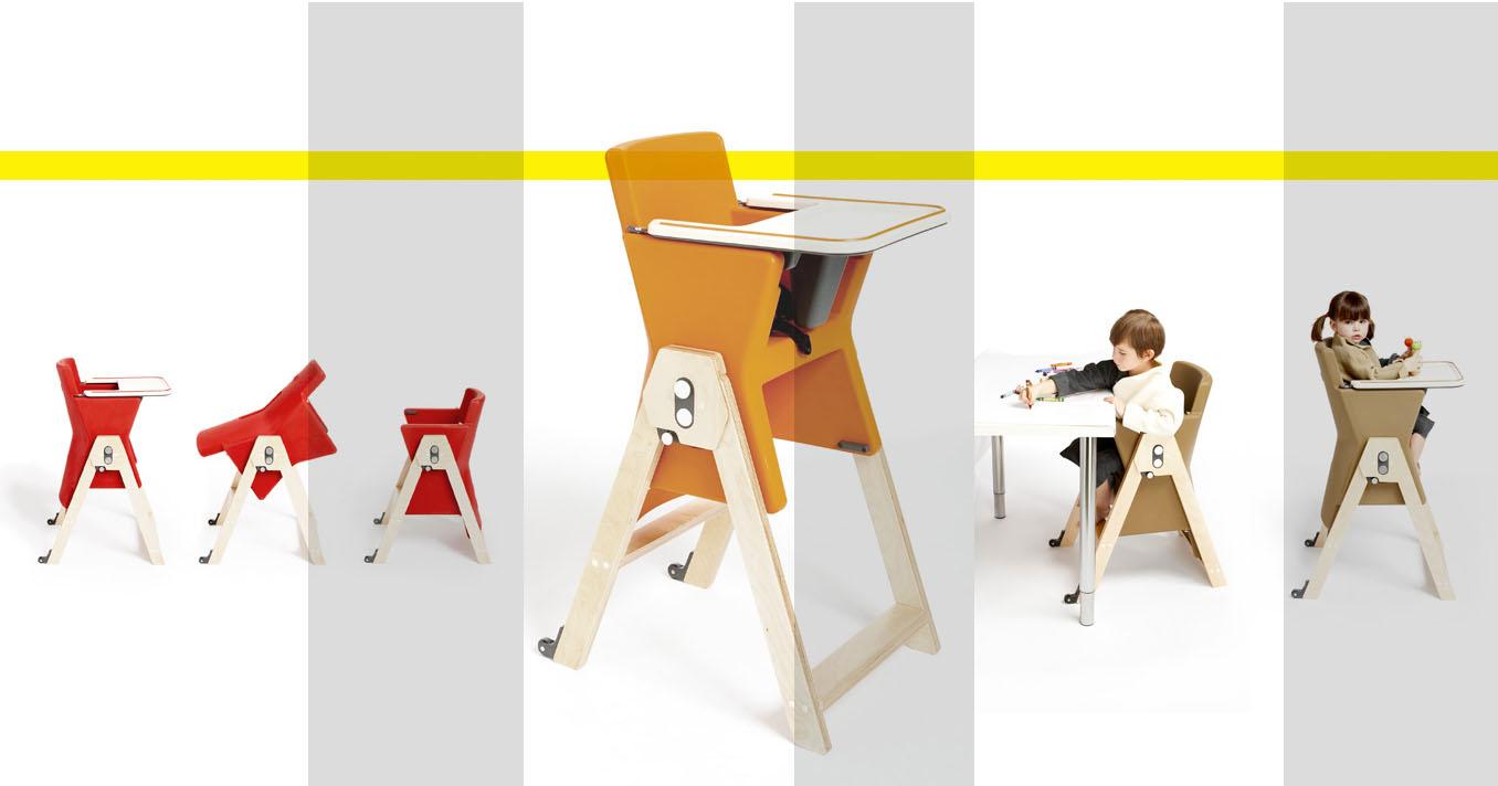Photos Issues Du Site De AGE Design HiLo Chair