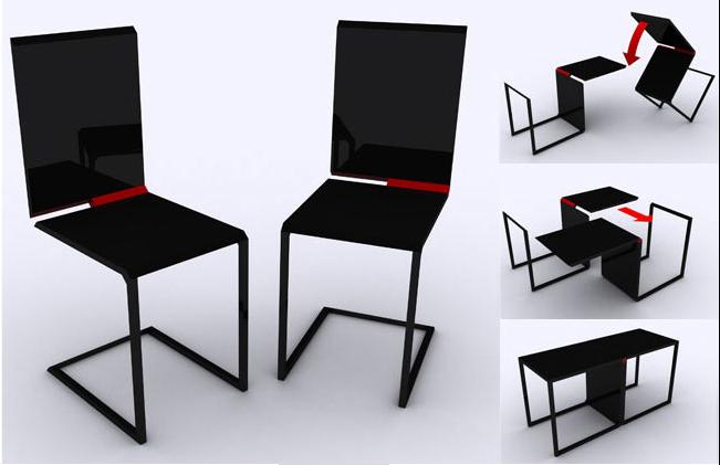 Mobilier modulable pour petits espaces l 39 an vert du d cor for Mobilier modulable pour petit espace
