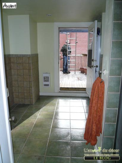 Mission nouvelle salle de bain suite et fin l 39 an vert du d cor - Emailler une baignoire ...
