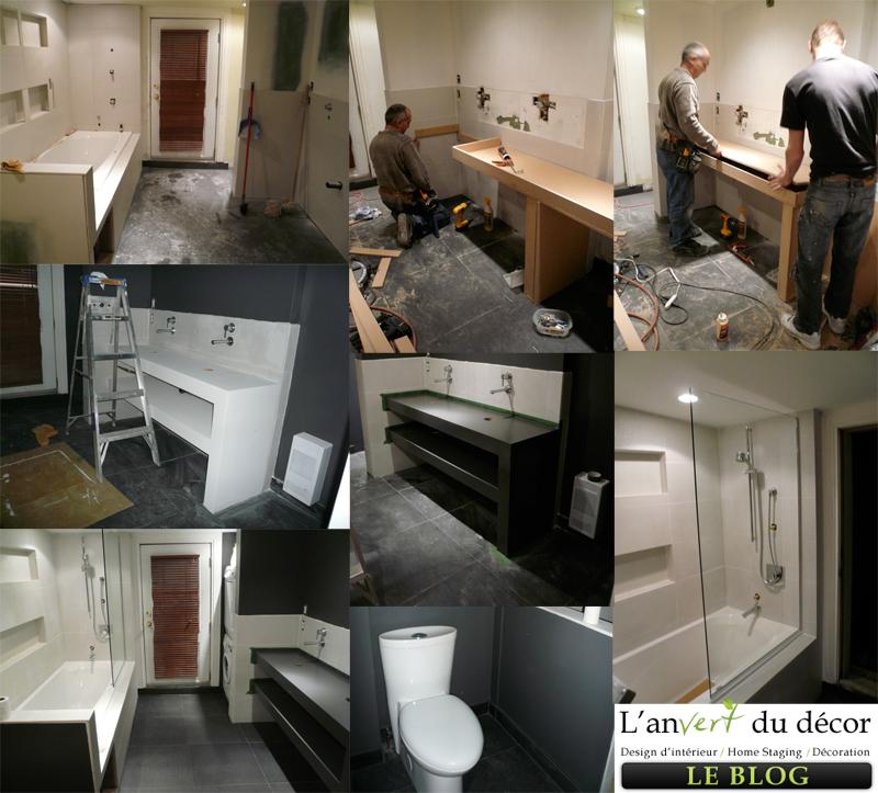 Mission Nouvelle Salle De Bain Suite Et Fin