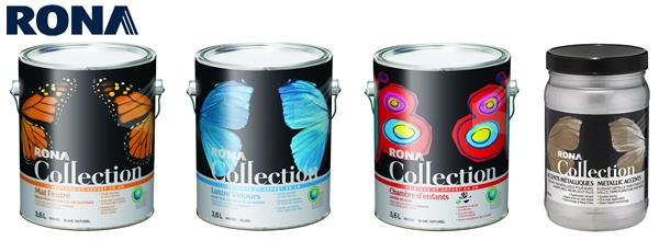 Valet De Chambre Bois Design : Couleur Peinture Rona Collection
