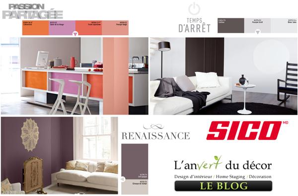 Sico tendances couleurs 2013 cuisine cuisine tendance for Couleur exterieur maison tendance 2013