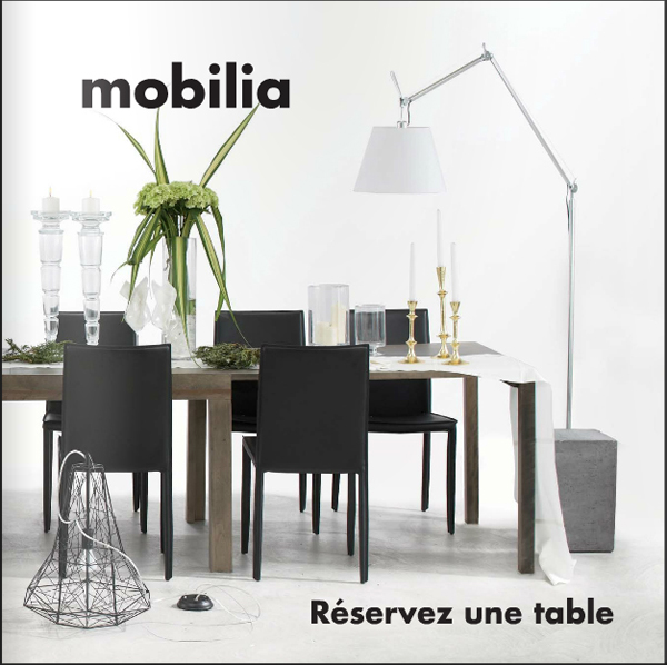 Nouveau catalogue mobilia l 39 an vert du d cor for Mobilia catalogo