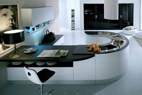 La cuisine design est le style le plus original qui soit. Souvent unique et  élaborée par des designers, c\u0027est aussi la cuisine la moins abordable de  toutes