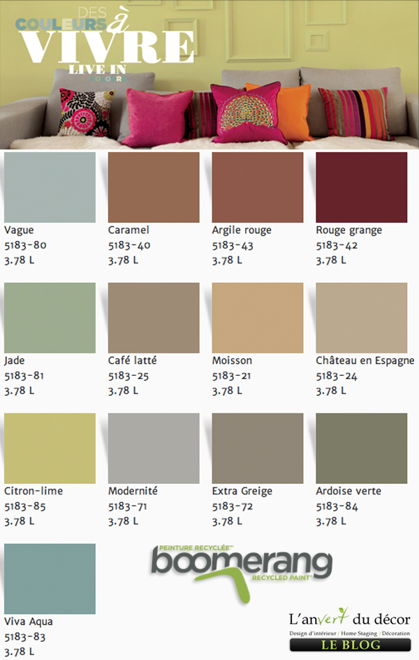 Idee Peinture Chambre Ado Garcon : Peinture Palette de Couleur Palette Couleur Peinture