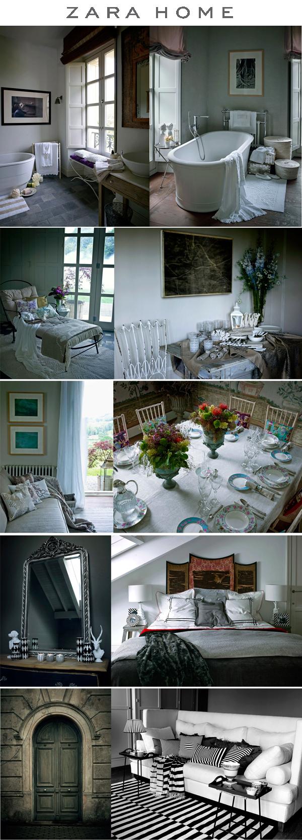 zara home arrive au canada l 39 an vert du d cor. Black Bedroom Furniture Sets. Home Design Ideas