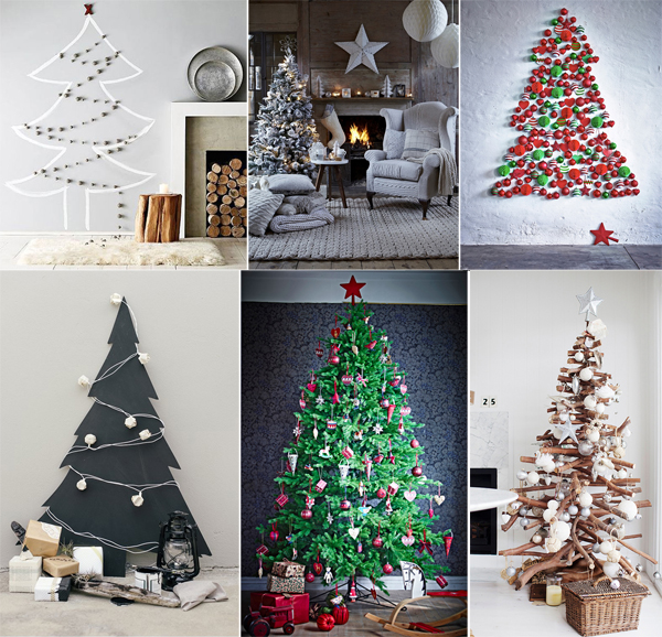 sapins de noel ikea lisses. Black Bedroom Furniture Sets. Home Design Ideas
