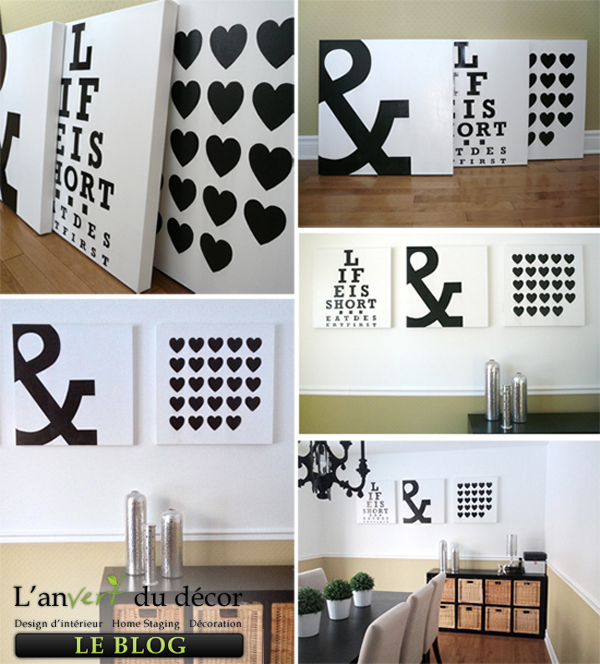 AVDD - DIY toiles graphiques
