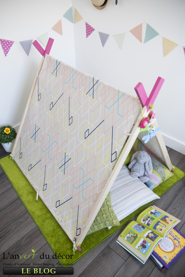 DIY Tente pour decormag2