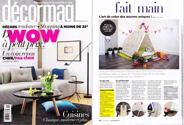Mag Decormag sept 2014
