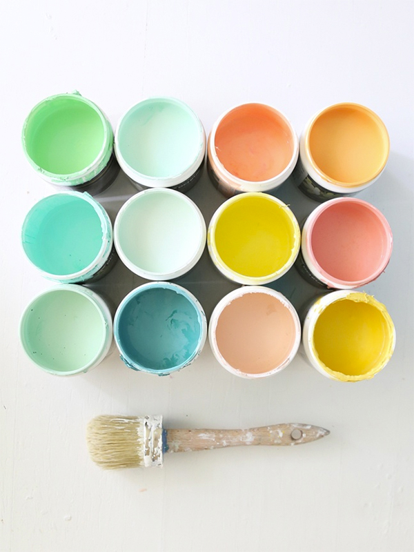 spring paint colors