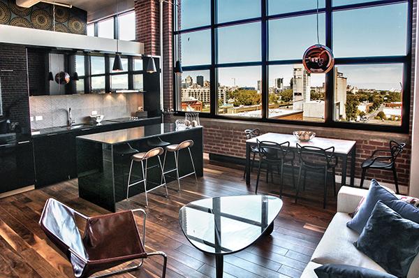 Loft cuisine-SAM-salon
