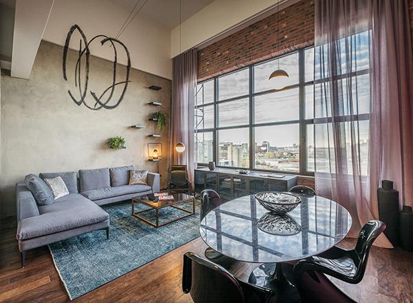 Penthouse salon-SAM