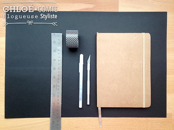 DIY - Accessoires pour le bureau | L'an vert du décor