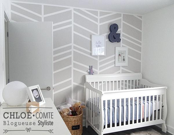 mon 1er diy dans la chambre de b b l 39 an vert du d cor. Black Bedroom Furniture Sets. Home Design Ideas