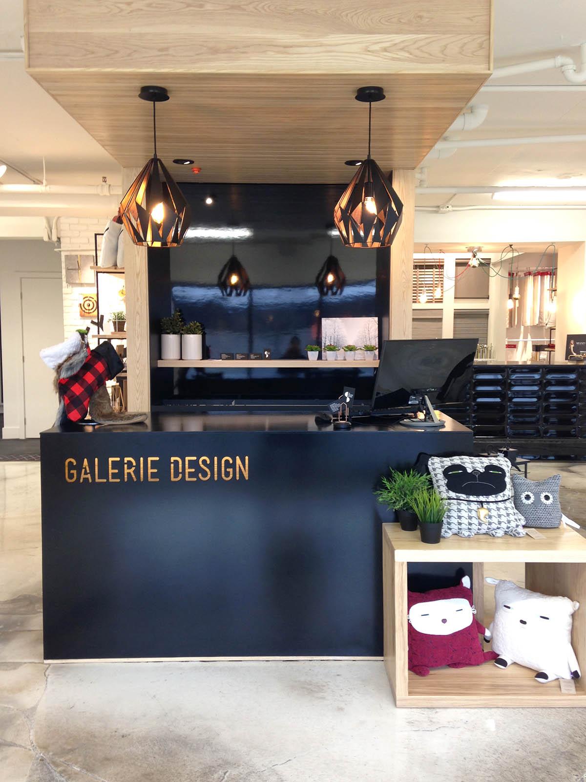 Visite chez La Galerie Design | AVDD | Chloé Comte
