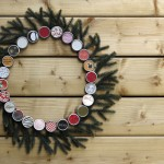 Avent-calendar-wreath