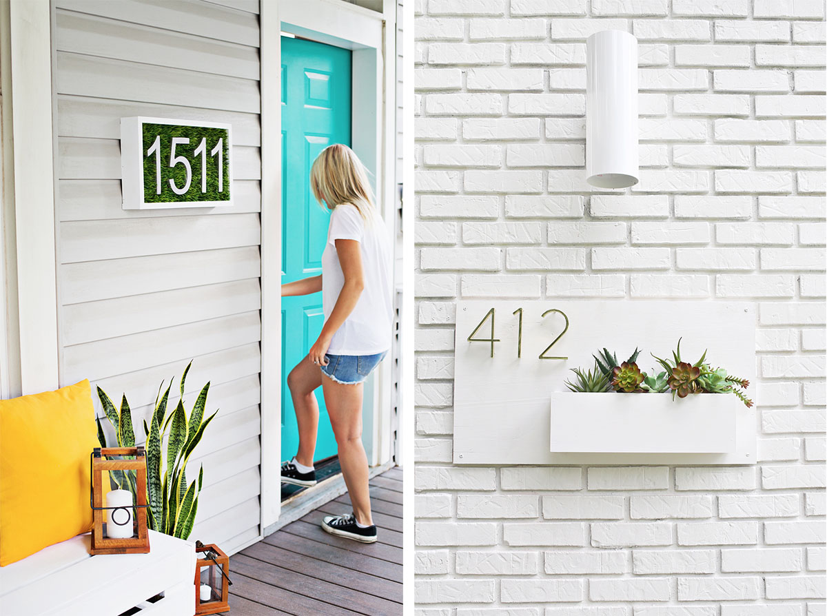 diy-house-number
