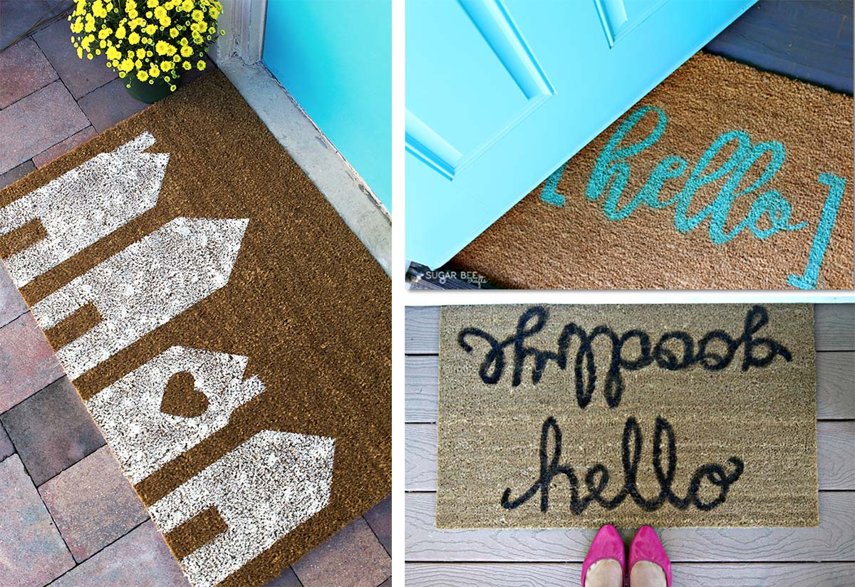 diy-welcome-house-mat