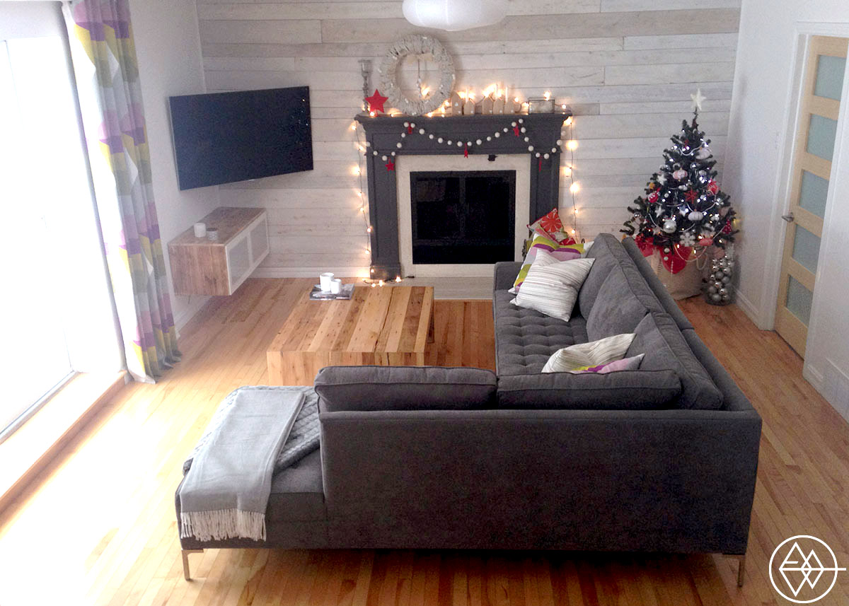 shopping rustik bois de grange l 39 an vert du d cor. Black Bedroom Furniture Sets. Home Design Ideas